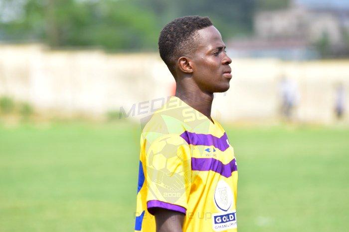 Medeama SC confirm Gideon Acquah departure