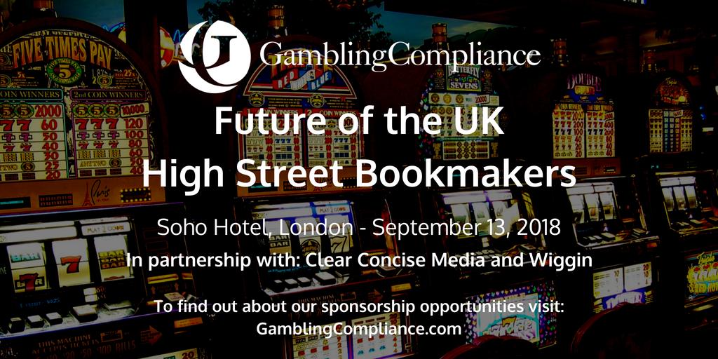 Gambling compliance twitter livre poker amazon