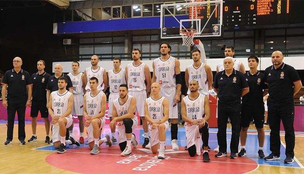 Rtssport On Twitter Košarkaši Srbije Sa Nba Zvezdama
