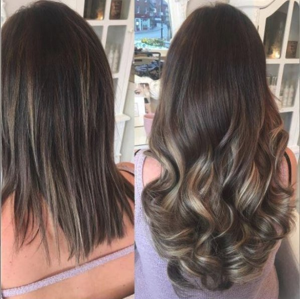 Bellehairextensions On Twitter Amazing Transformation By Former