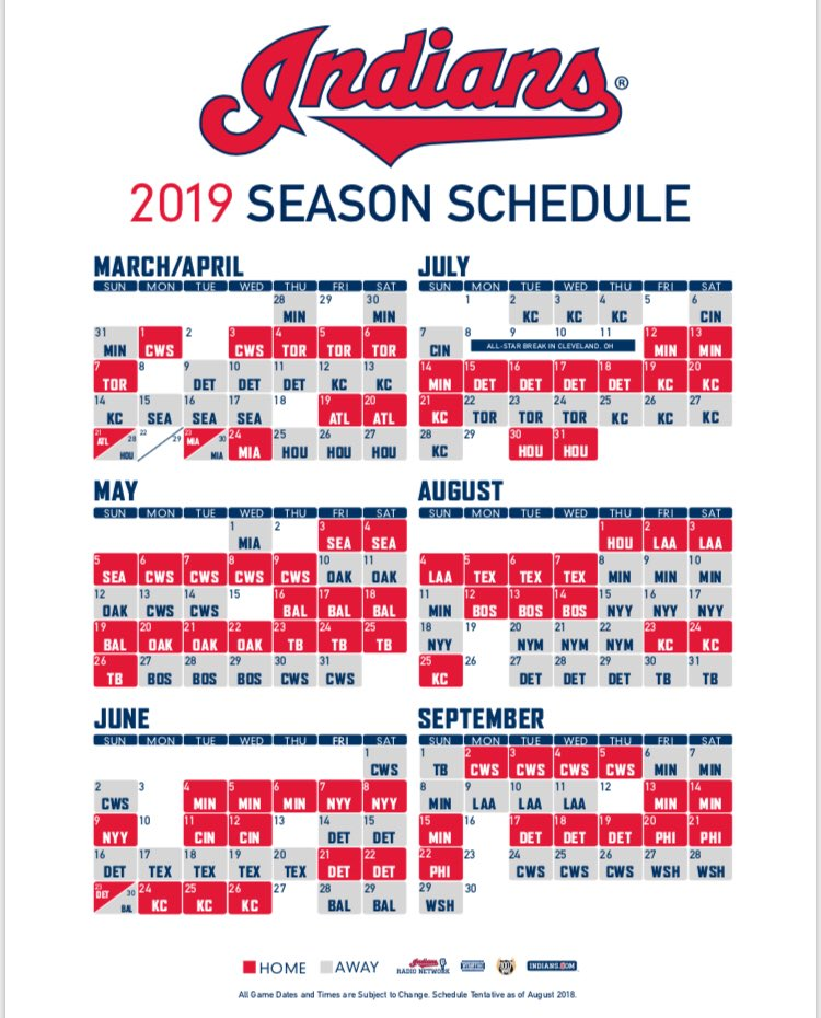 Delicate image regarding indians schedule printable