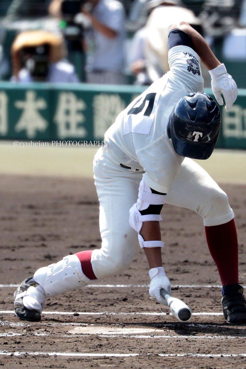 龍平 On Twitter 第100回全国高校野球選手権記念大会 大阪桐蔭vs金足