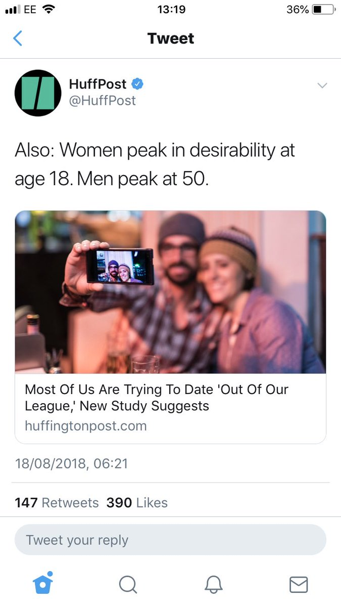 27 year old man dating 18 year old