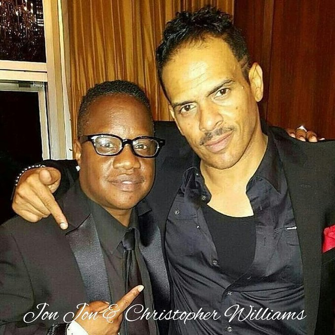 Happy Birthday to Christopher Williams ...