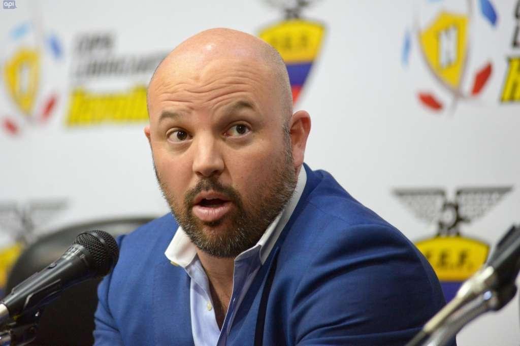 VIDEO) Miguel Ángel Loor se pronunció sobre el tema arbitral en el ...