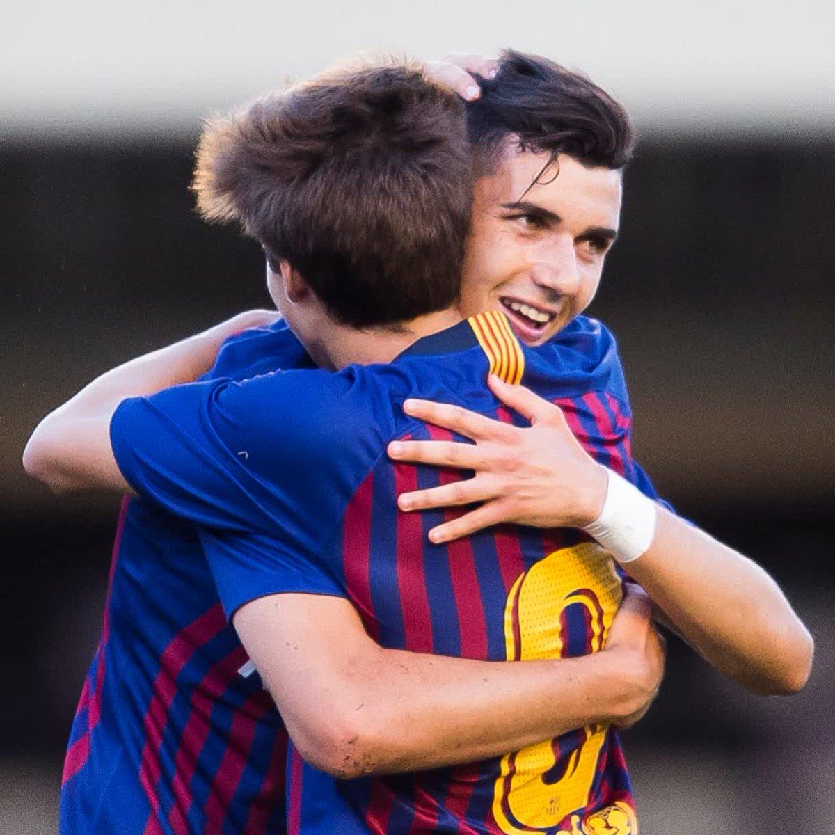 😲🔥👏 GUAU @FCBarcelonaB 👏🔥😲
