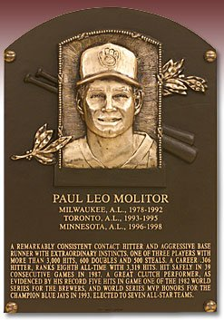 Happy Birthday to my favorite player of all-time manager Paul Molitor!
