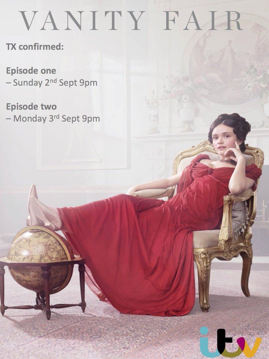 Vanity Fair, une nouvelle adaptation (ITV / Amazon) - Page 2 DlNWHiSXgAI7fz1