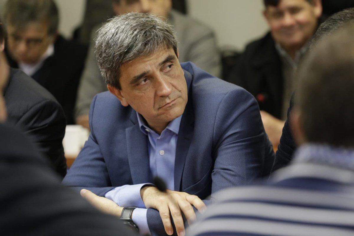 """Dr. Pablo Yedlin on Twitter: """"Recibimos a los intendentes de Tucumán y del país, en la Cámara de Diputados, los escuchamos y nos comprometemos a dar la discusión para derogar el DNU"""