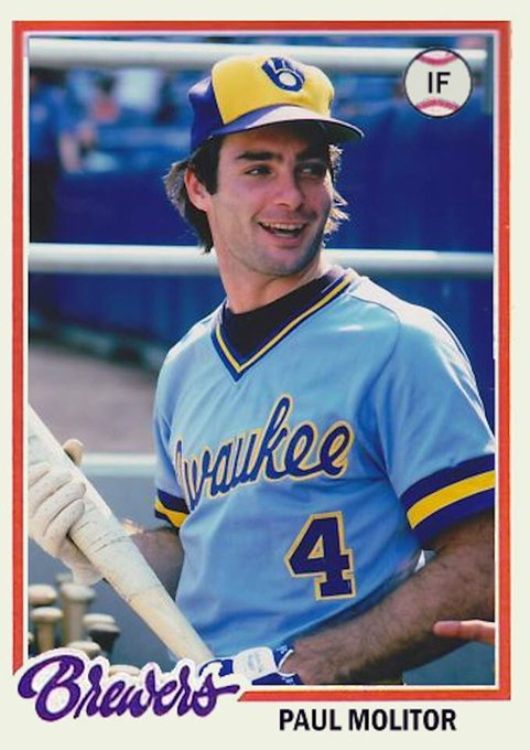 Happy 62nd birthday to Paul Molitor!