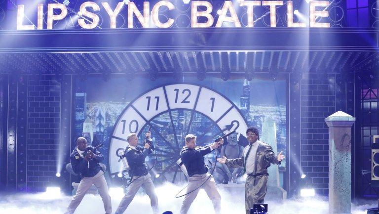 #LipSyncBattle renewed for season 5 at Paramount Network https://t.co/o2zSTLTsqF