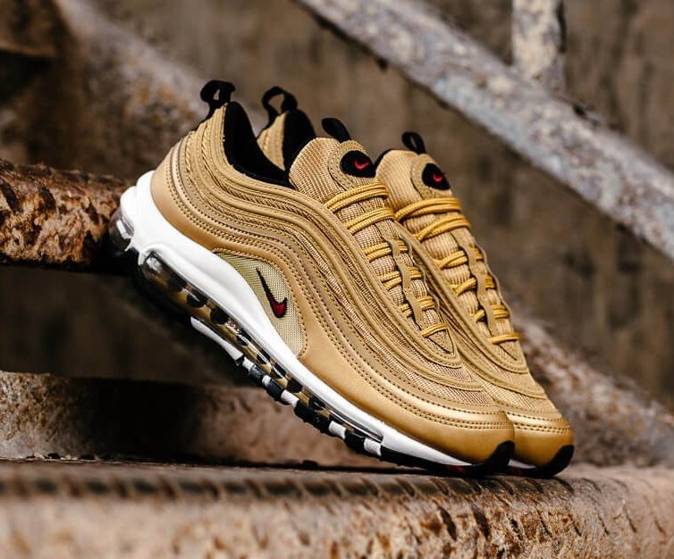 Larger sizes selling out ⏳ Women's Nike Air Max 97 OG ...
