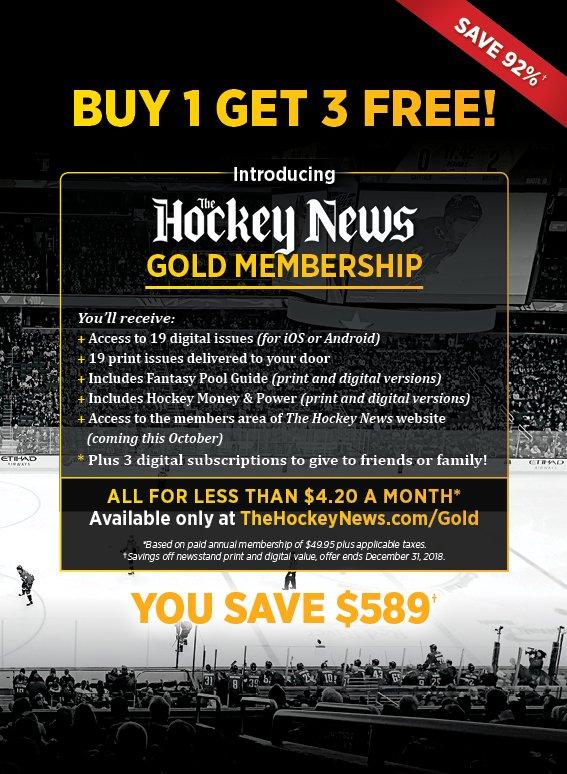 3079d87f3969ca The Hockey News on Twitter
