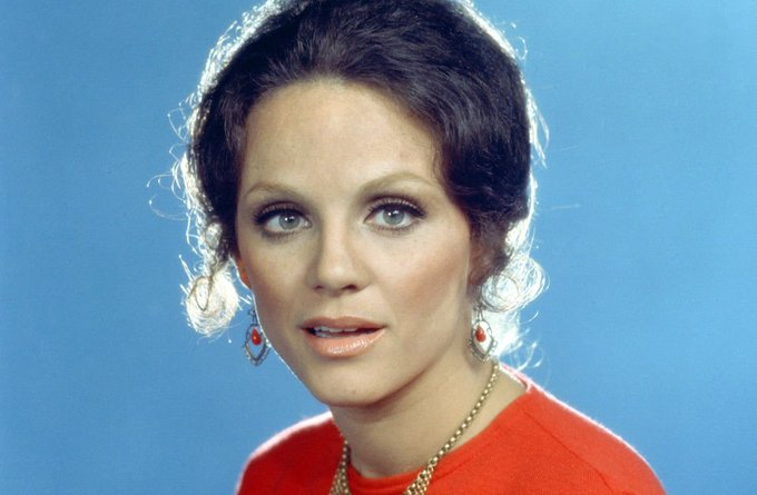 Happy 79th birthday to Valerie Harper. And many more.