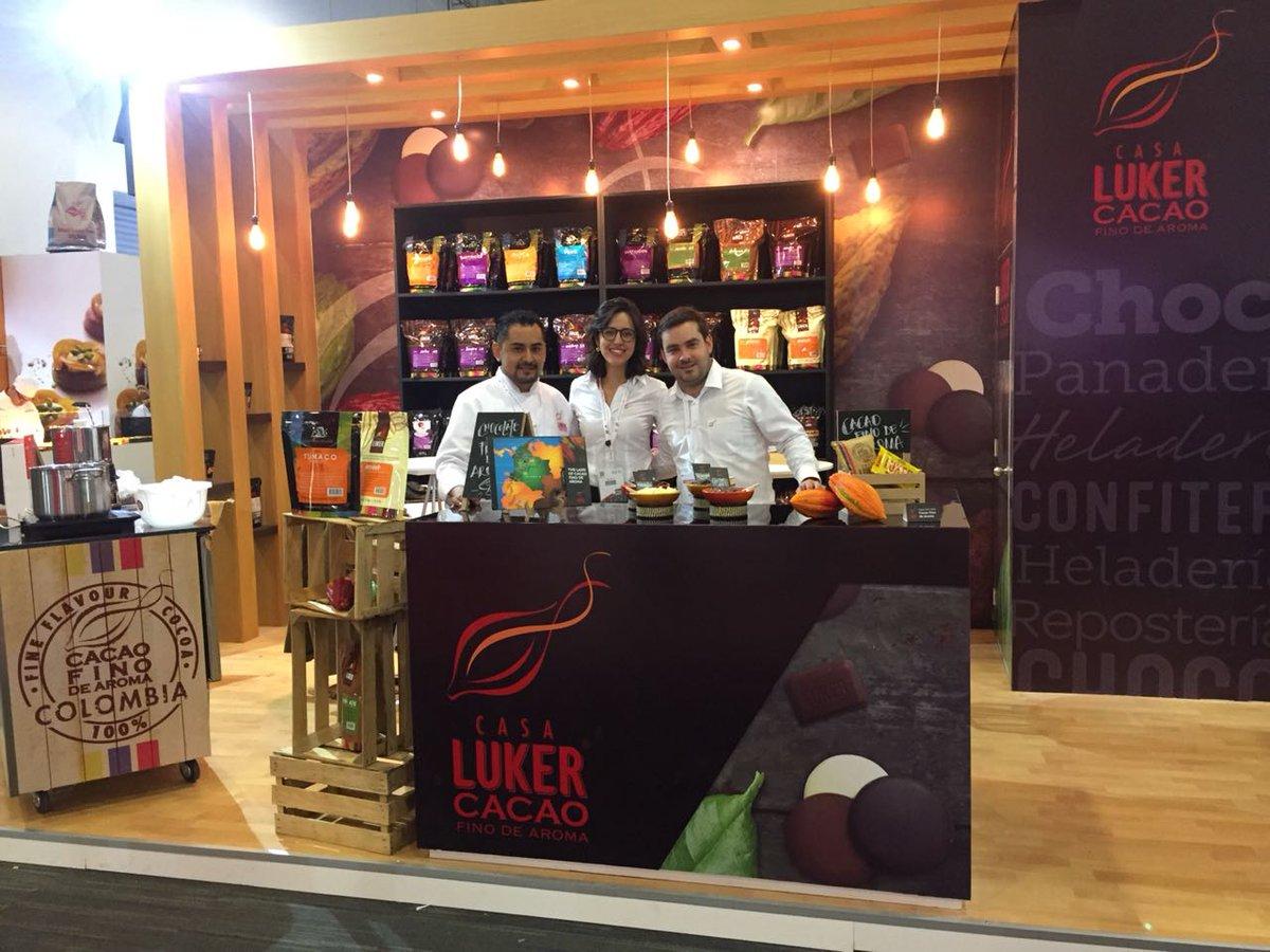 Si estás en la Ciudad de México, te estamos esperando en #mexipan2018 en el stand #57 junto a @Chocosolutions / If you are in Mexico City, follow the route of Chocolate at #mexipan2018 to booth #57 @Chocosolutions We are waiting for you! https://t.co/nCVj9Bv1kZ