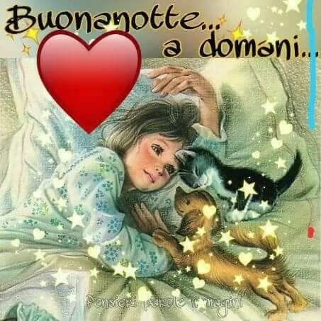Buonanotte Sorellina Cara Tweet Added By Rita