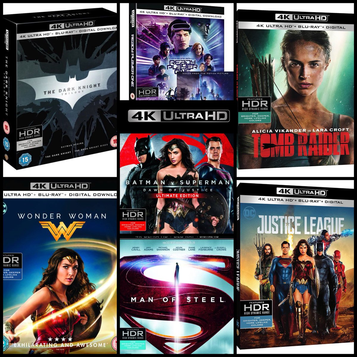 where to buy and download 4k movies