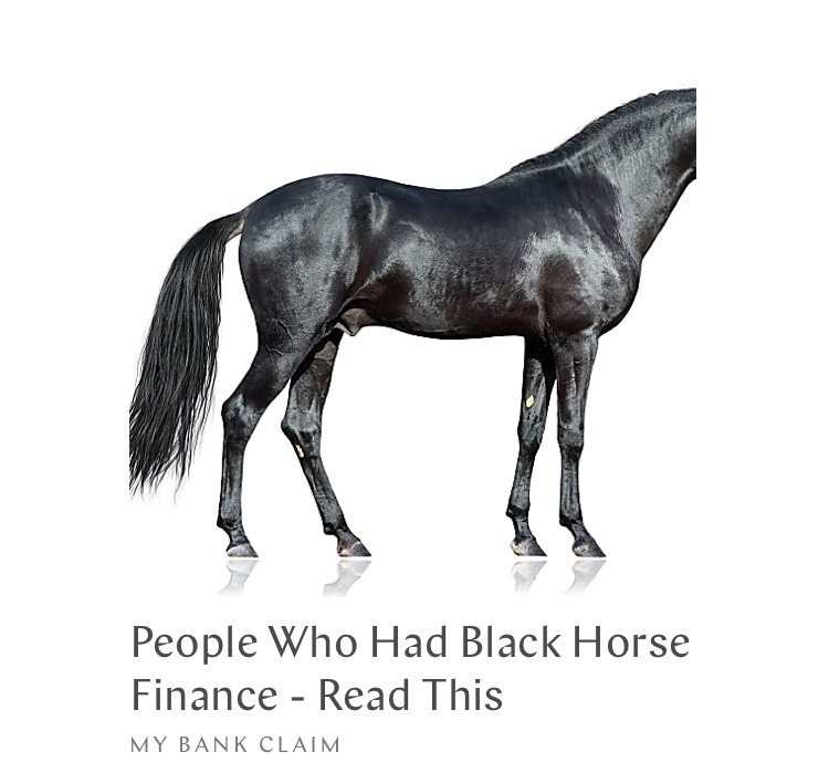 Is Black Horse the rudest company in Britain As a customer Id say it is Last month I switched bank accounts Now despite what the banks say the switching