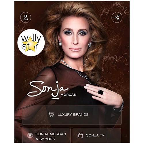 2b6aa1264a Her app is where she shares her trade secrets on fabulousness. http   sonja- morgan.com app  SonjaBySonjaMorgan  SonjaMorganNY  RHONY ...