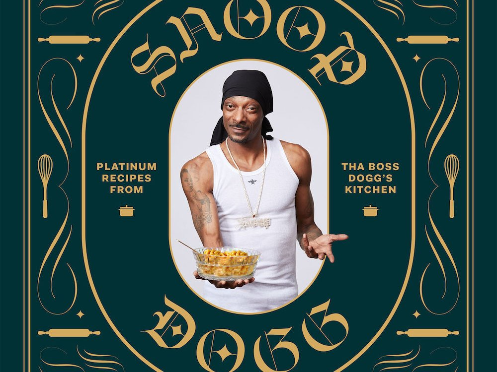 Snoop Dogg's first cookbook 'From Crook to Cook' drops this October: https://t.co/ns1RinLh2v