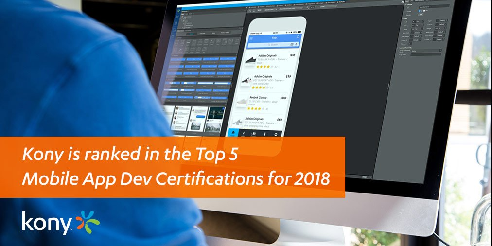 Kony Inc On Twitter Madp Certification Can Give You A Boost In