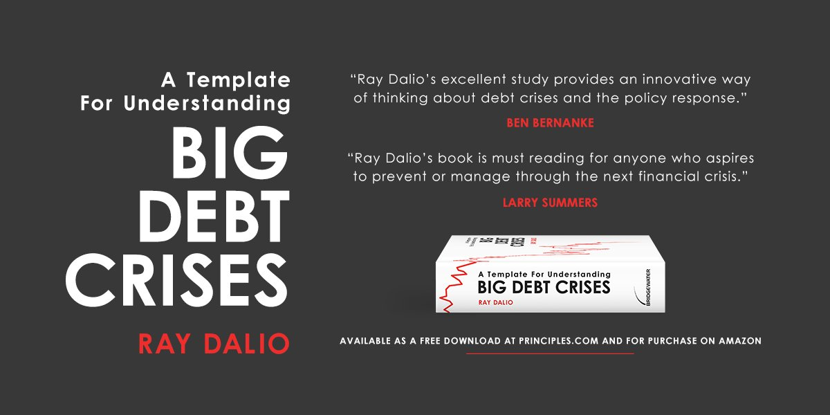 Ray Dalio On Twitter If You Re Interested In My Template For