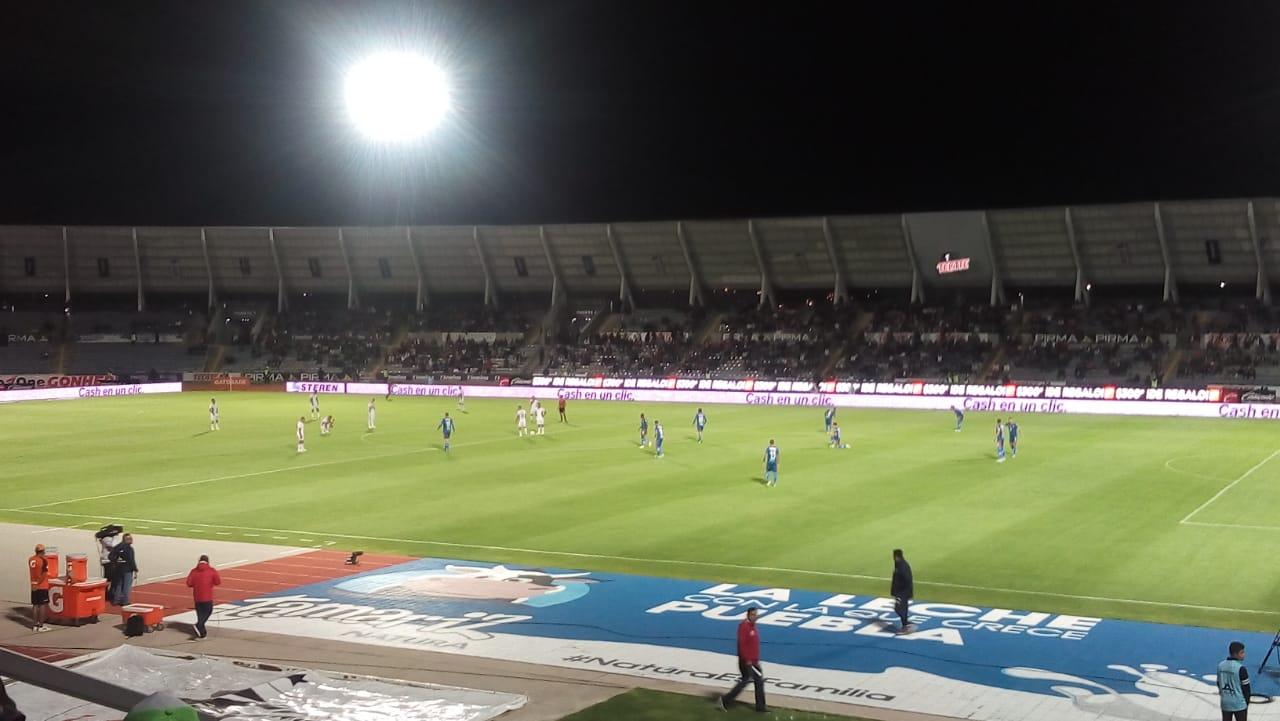 Puebla derrotó 2-1 al Monterrey F8