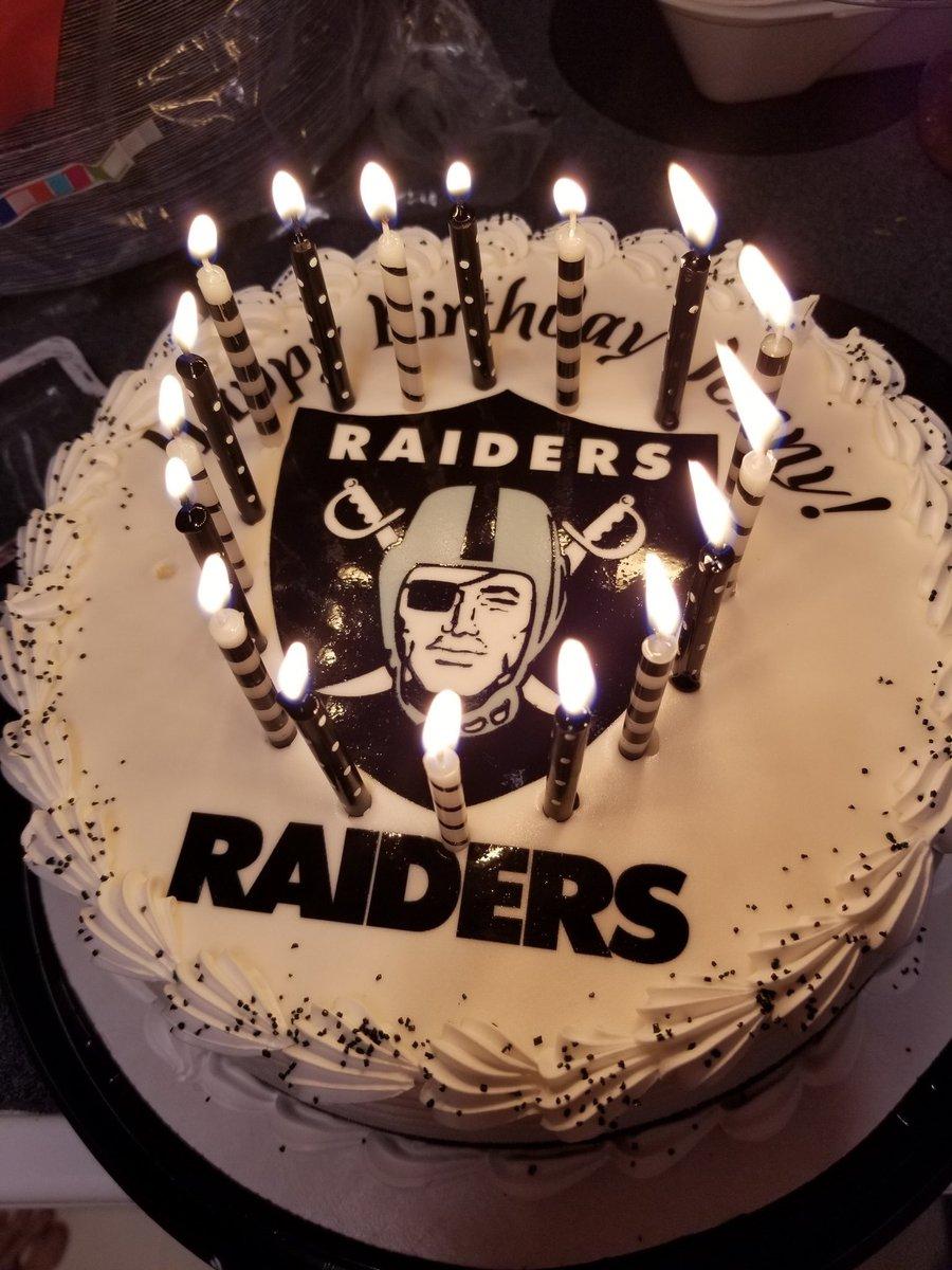 Oakland Raiders On Twitter Johnnouc3