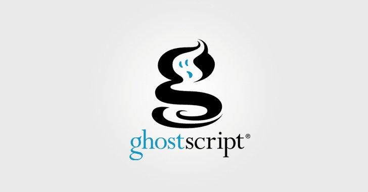 ghostscript hashtag on Twitter
