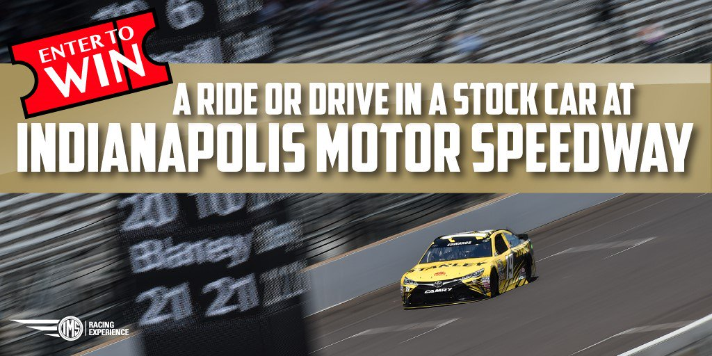 indianapolis motor speedway giveaway retweet for a rh twitter com