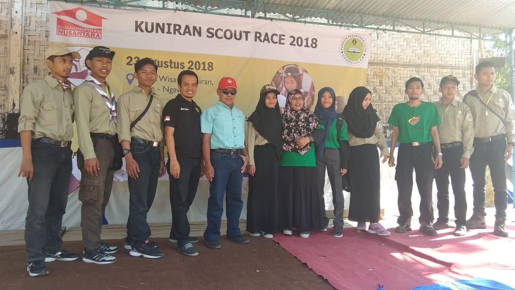Kuniran scout race 2018