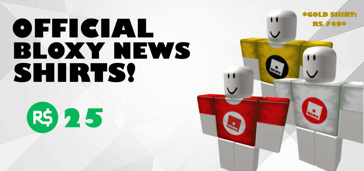 Bloxy News On Twitter Want To Support Me Then Buy The Official