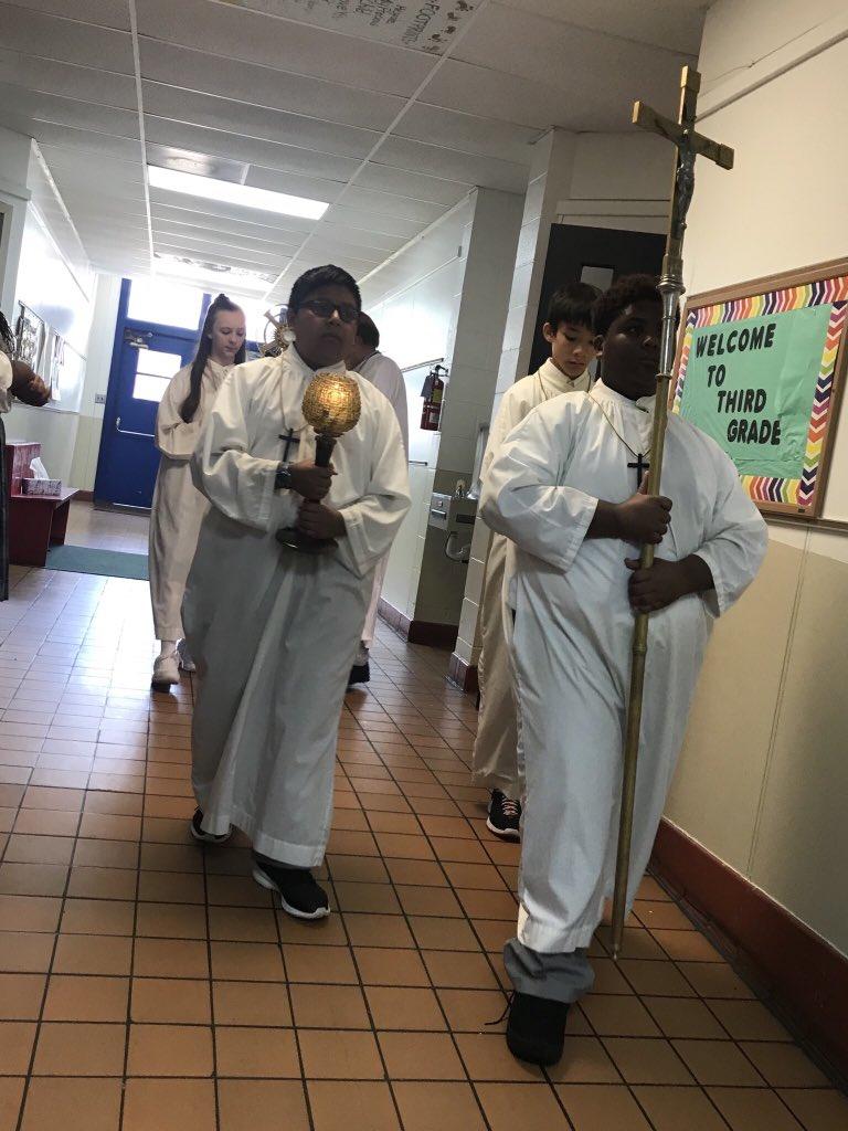 St barnabas catholic school