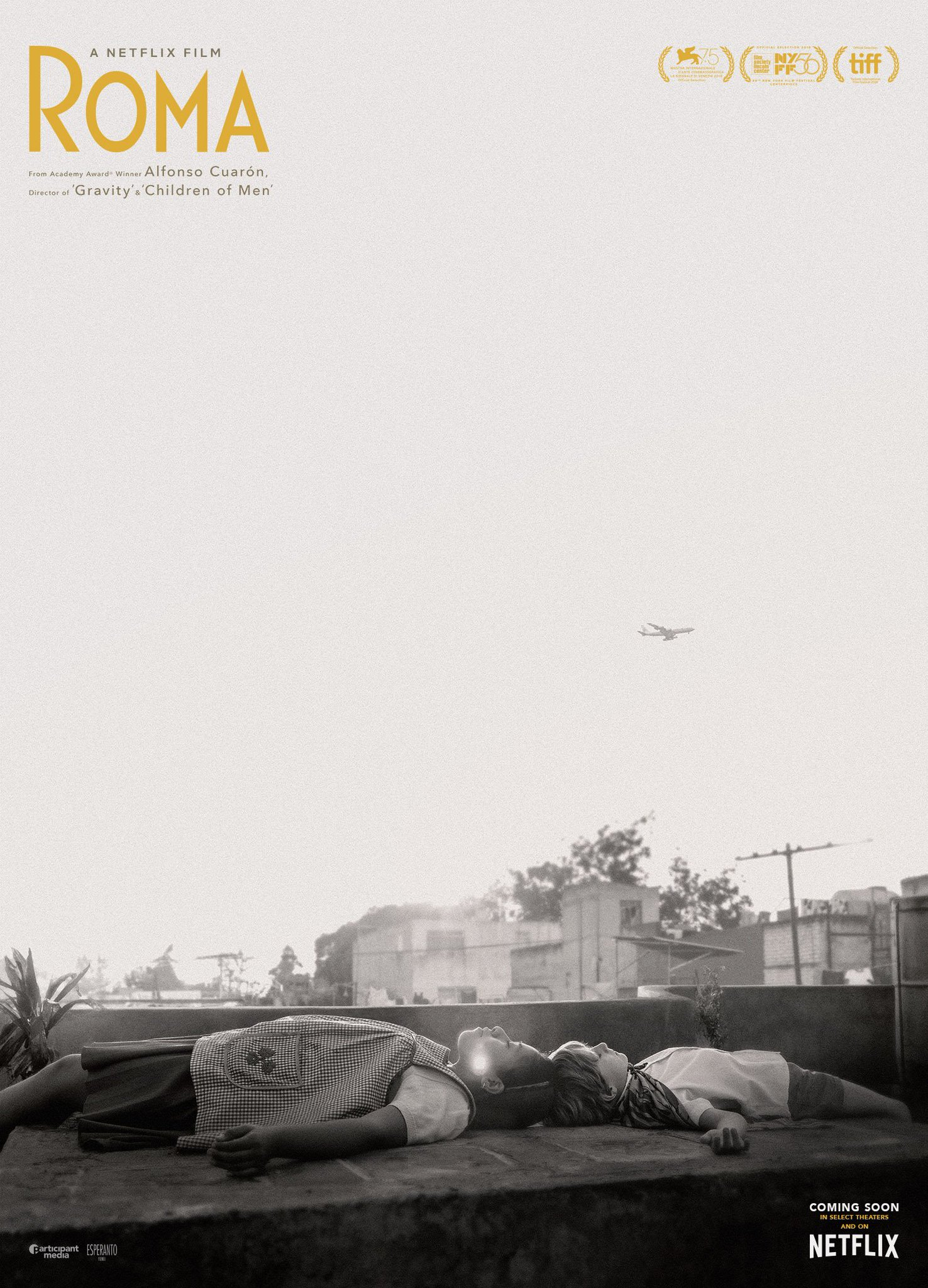 ROMA (2018) | Netflix | Directed by Alfonso Cuarón