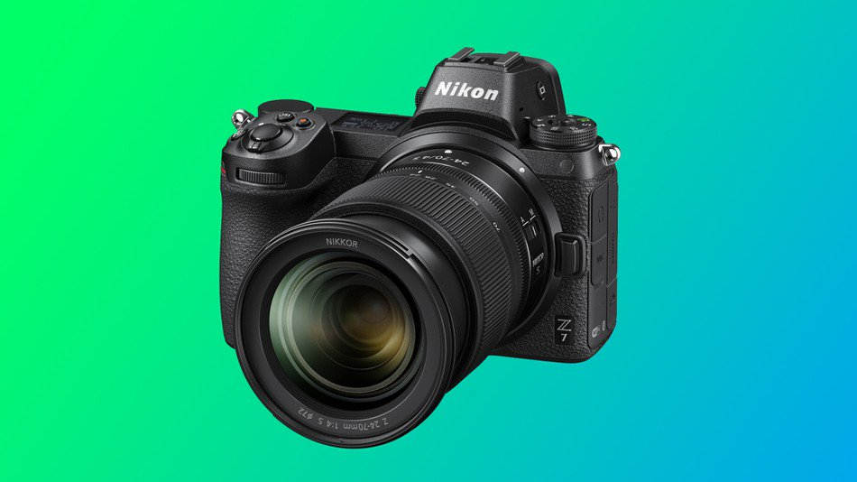 Nikon's Z 6 and Z 7 mirrorless cameras are here to eat Sony's