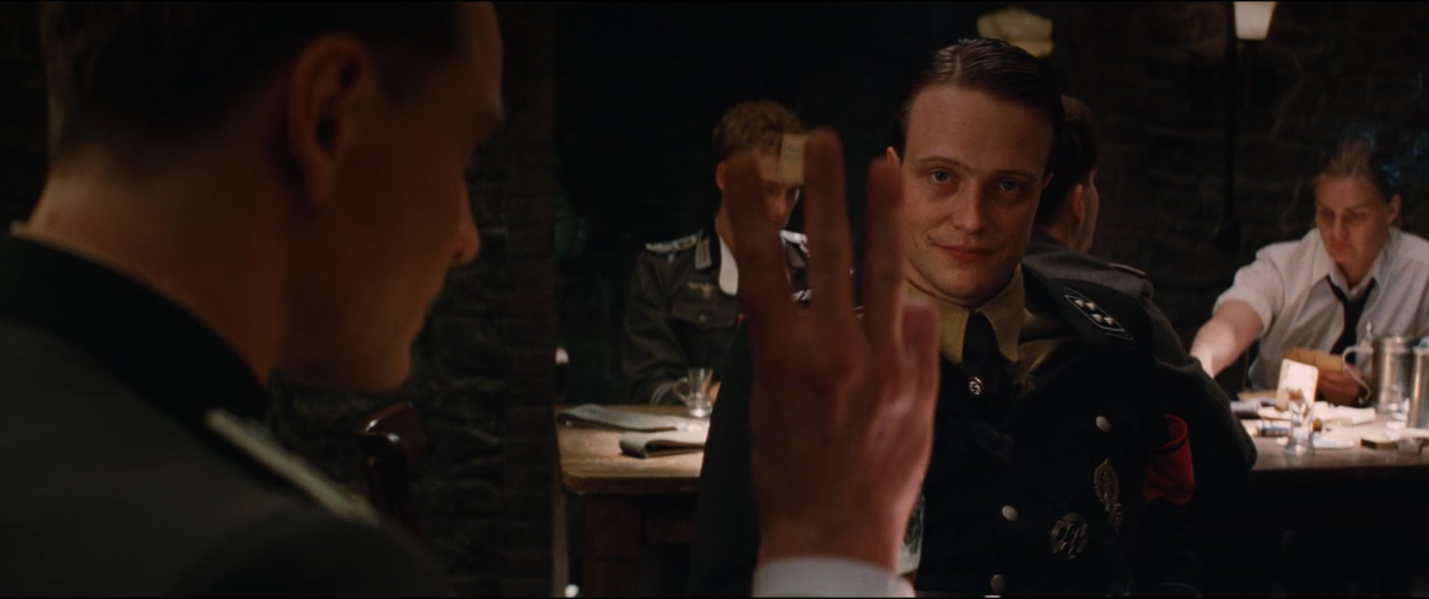 basterds is quentin tarantinos sixth of eight From reservoir dogs to the hateful eight, these 20 shots define the visionary eye of quentin tarantino.