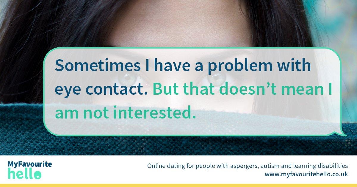 online dating Aspergers