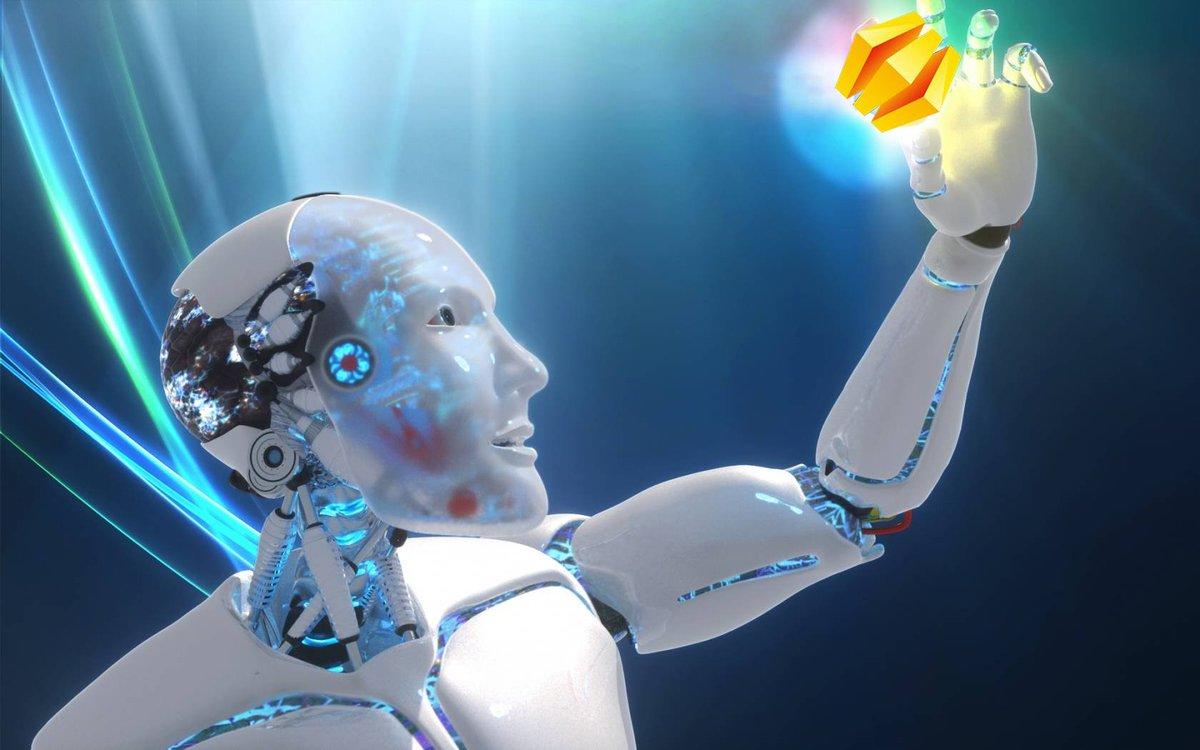 robotics backgrounds - HD1600×1000