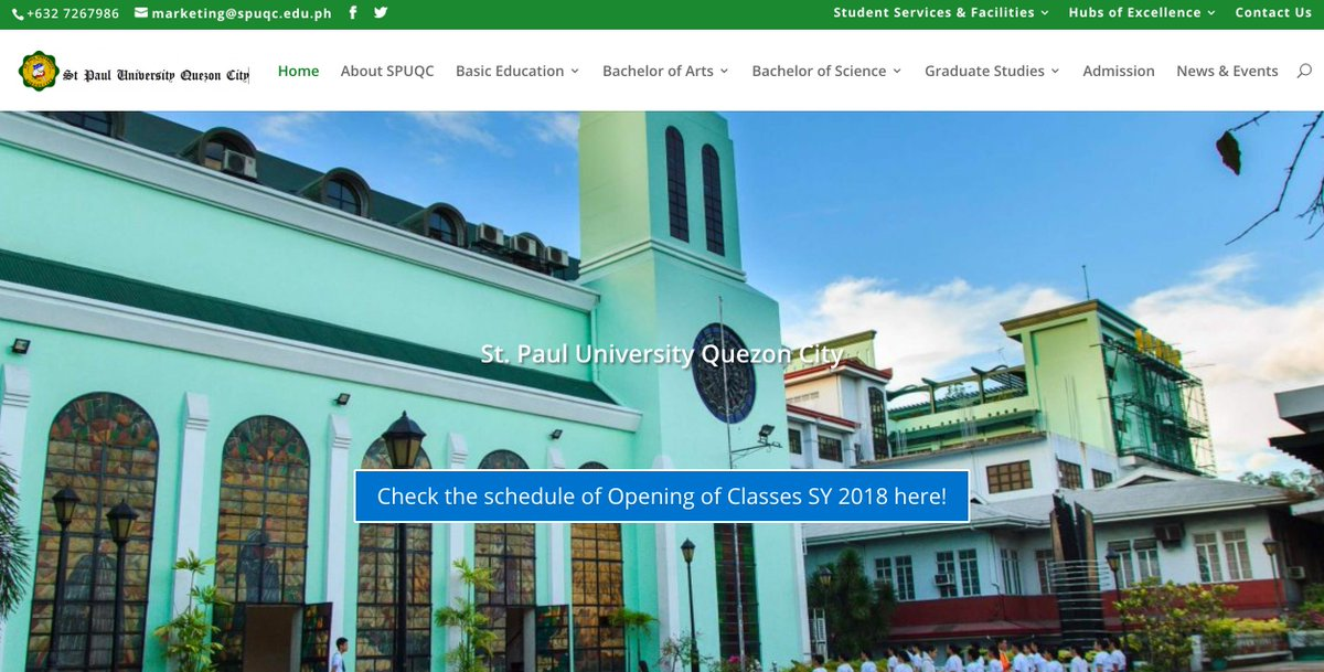 St  Paul University-Quezon City   Entranceuniversity
