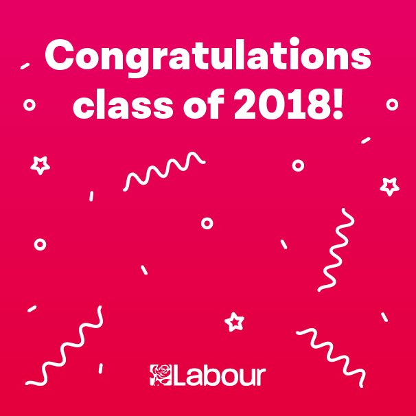 Congratulations to everyone getting their GCSE results today! #GCSEResults #ResultsDay2018 <br>http://pic.twitter.com/0WvvTSX6dt