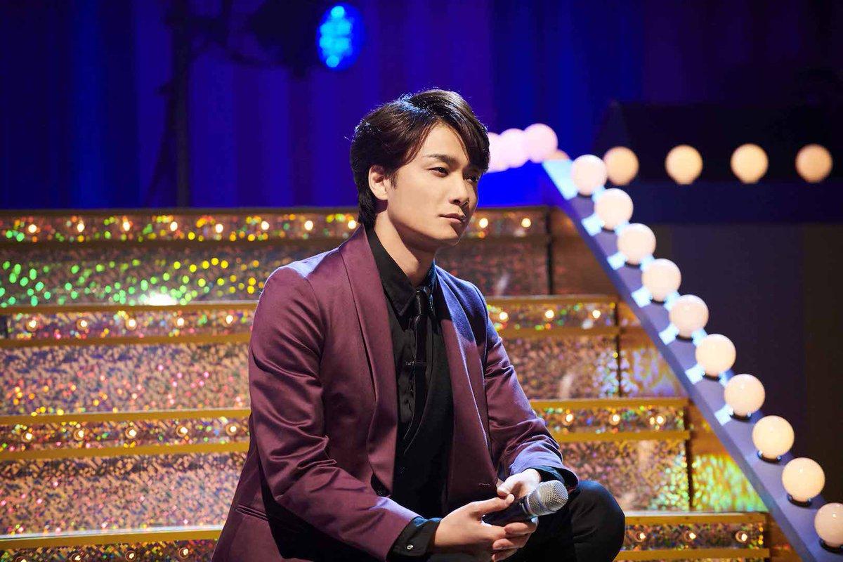 【今週末初回放送】 第17話歌コーナーは『モーツァルト!』特集井上芳雄 さんが「星から降る金」を披露