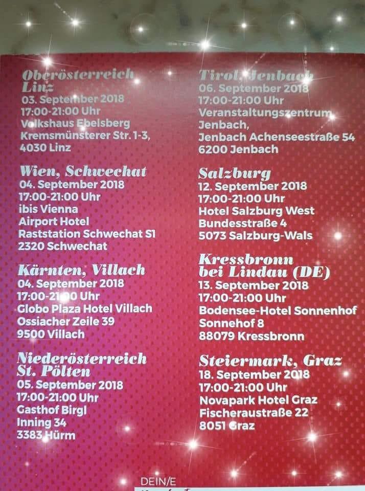 Wien ab 40j - Kennenlernen - Freizeit & Fun! (Vienna, Austria