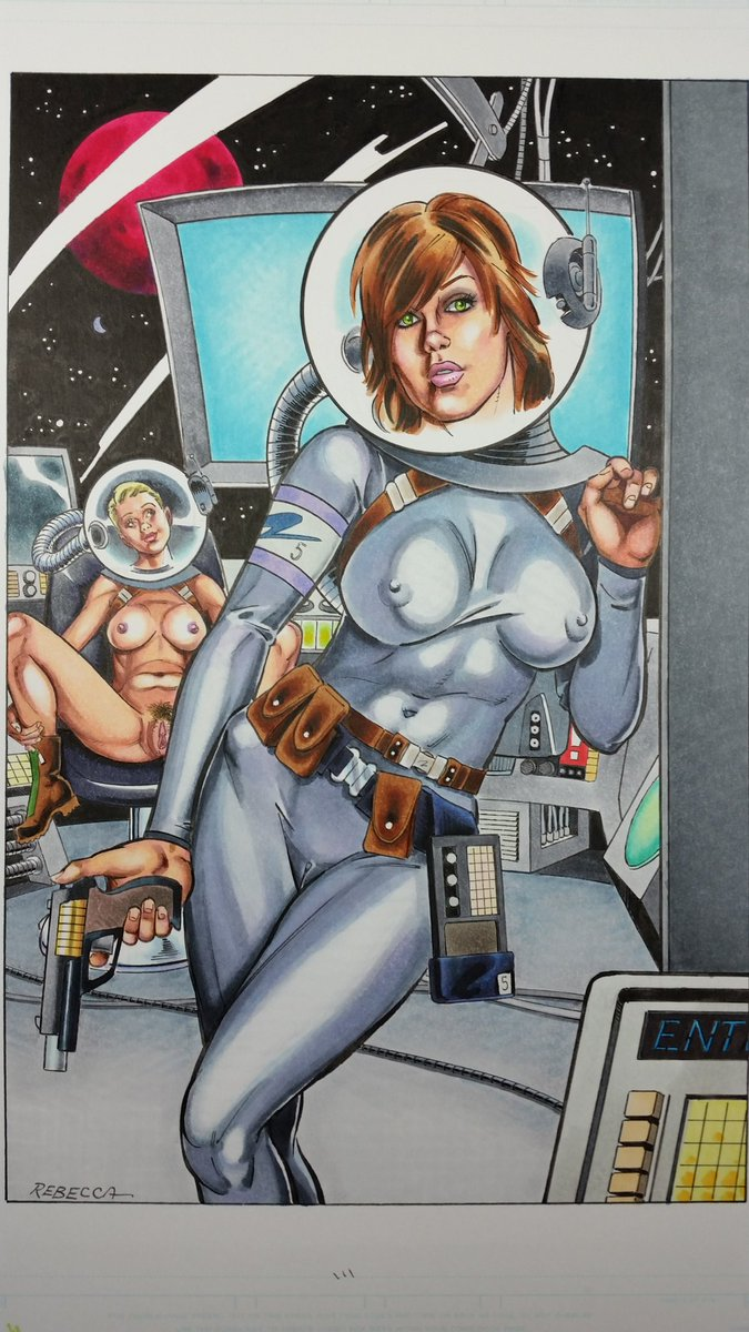 Milfs On Mars Gn By Rebecca