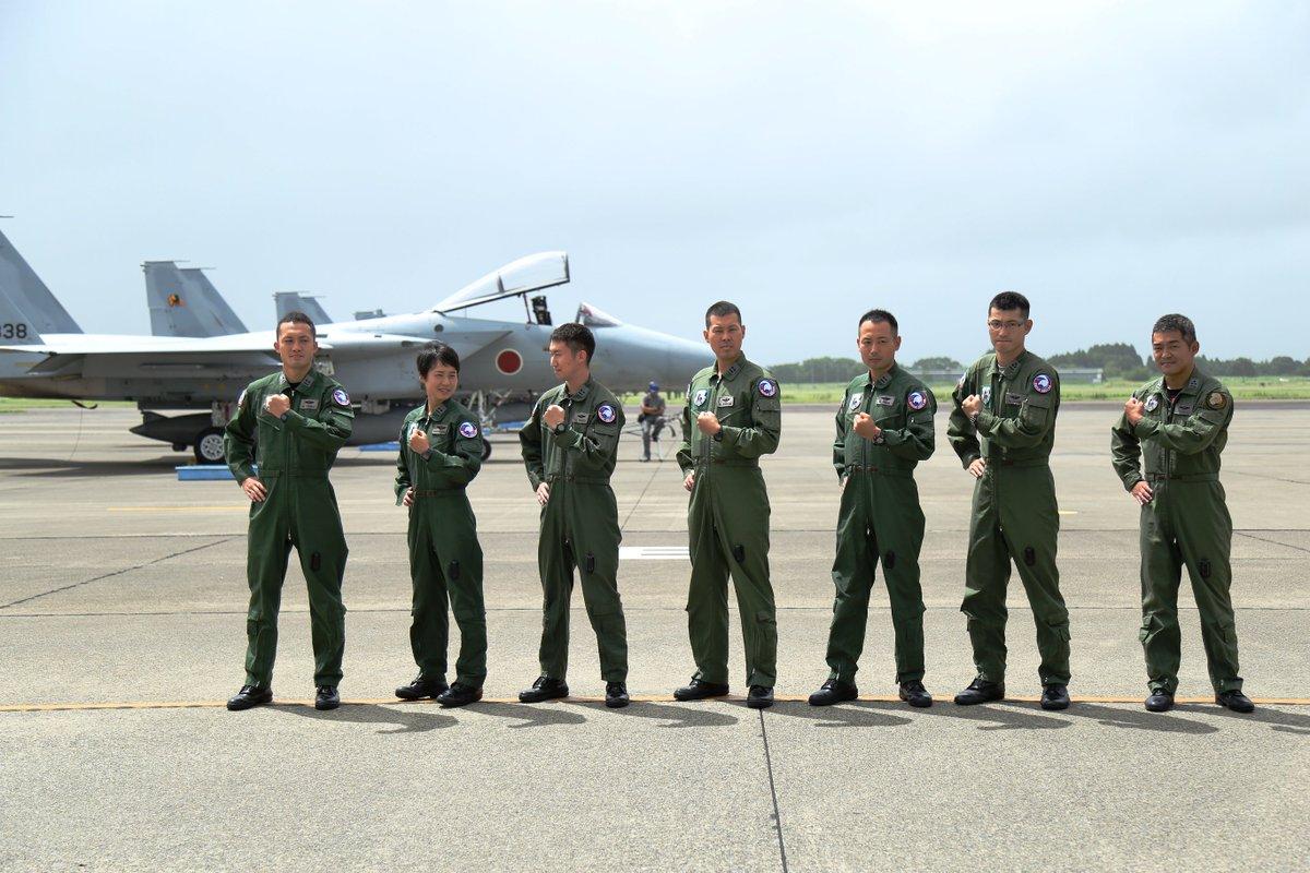 """防衛省 航空自衛隊 on Twitter: """"『航空自衛隊初の女性戦闘機操縦者が ..."""