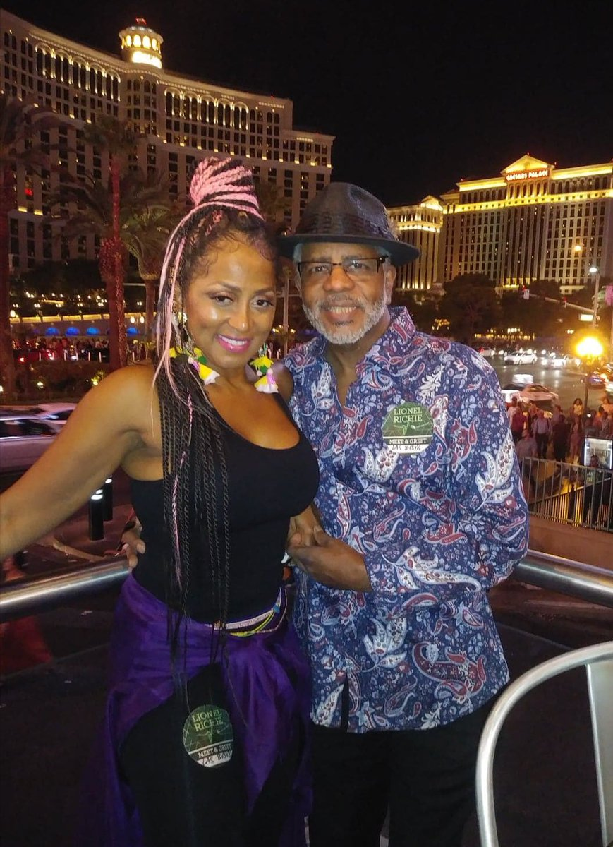 Marva King On Twitter After Richie Concert In Vegas I Hung Out