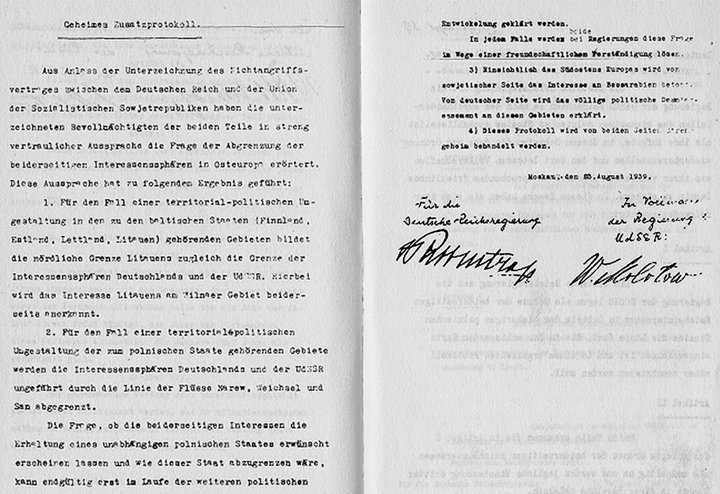 Ajc Central Europe On Twitter The Molotovribbentrop Pact Was