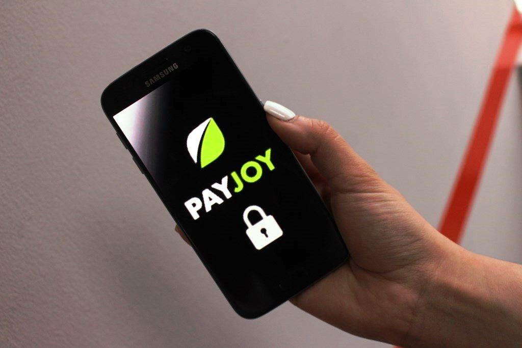 Hashtag #payjoy no Twitter
