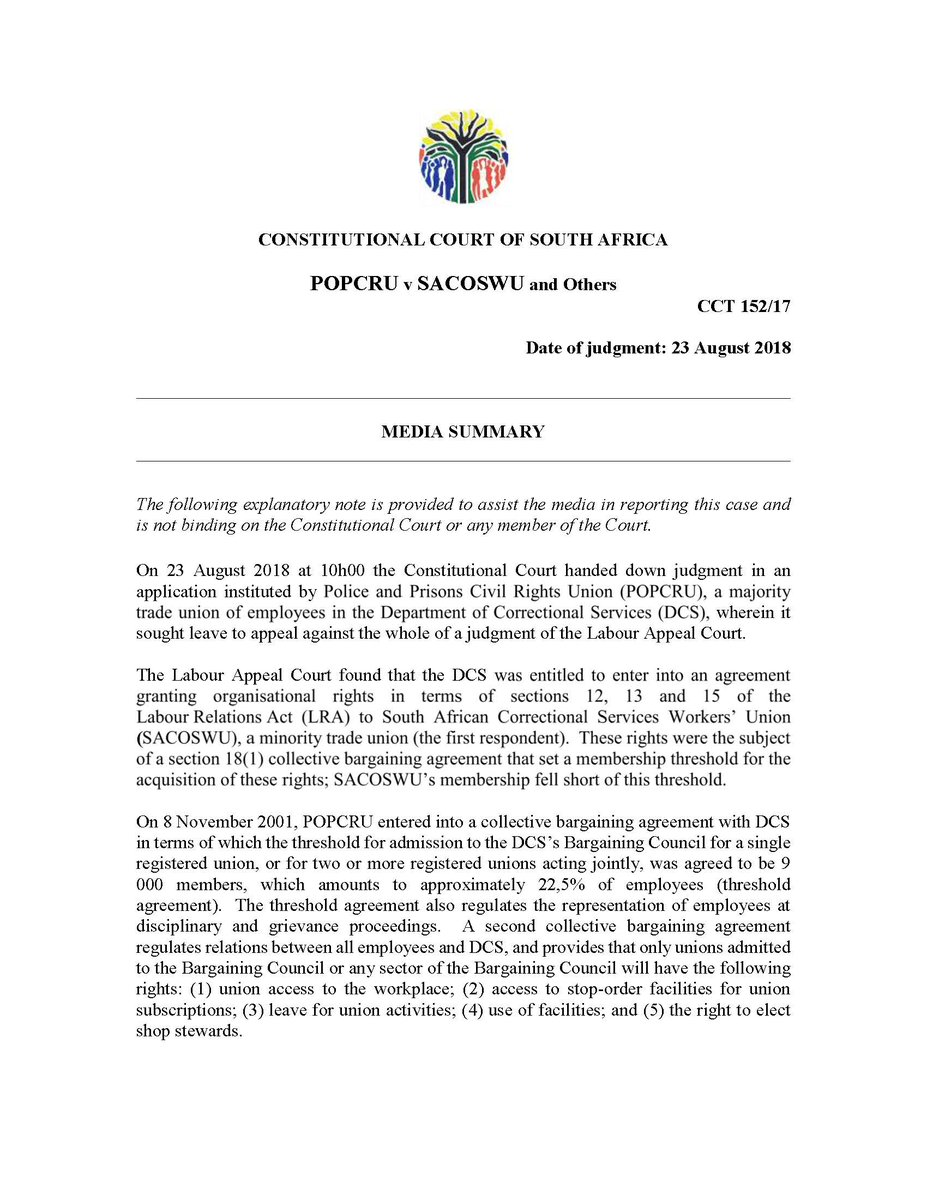 Constitutional Court On Twitter Judgment Popcrus Interpretation