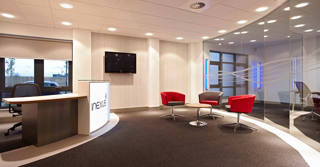 Inspirational office spaces Creative Dg Office Interiors On Twitter Thesynergistsorg Dg Office Interiors On Twitter