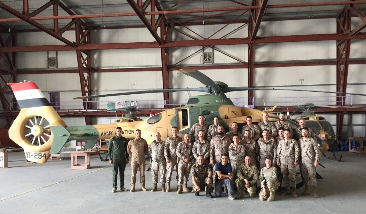 جهود التحالف الدولي لتدريب وتاهيل وحدات الجيش العراقي .......متجدد - صفحة 4 DlSQWynWsAEaJbq